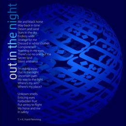 Out in the night – on YouTube